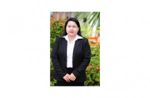 ชื่อ - สกุล นางสาวจิรวรรณ พรหมทอง ตำแหน่งอาจารย์ (ประธานหลักสูตรภาษาไทยธุรกิจ) วุติการศึกษา ศศ.ม. (ภาษาไทย) สถาบันการศึกษา มหาวิทยาลัยเกษตรศาสตร์ อีเมล์ - โทรศัพท์ภายใน 077-913363 ความเชี่ยวชาญ ภาษาไทยเพื่อการสื่อสาร